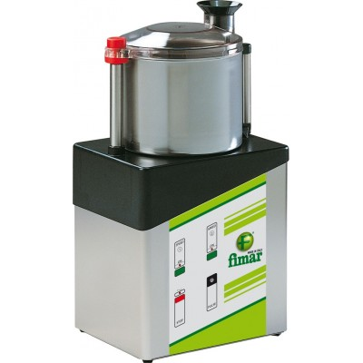 Professional cutter with 3Lt. extractable vertical basin. CL/3 - Fimar