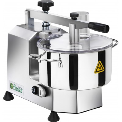 Professional cutter with 8Lt extractable side tank. BC/8N - Fimar