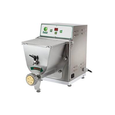 Professional fresh pasta machine with 2 Kg tank. PF25E - Fimar