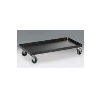 Trolley with wheels for spiral mixers Fimar - Fimar