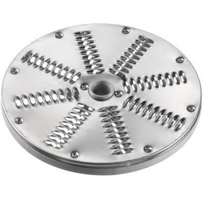Disco per taglio a fiammifero con Ø 4mm PZ4. Acessorio per Tagliamozzarella serie TAS - Fimar