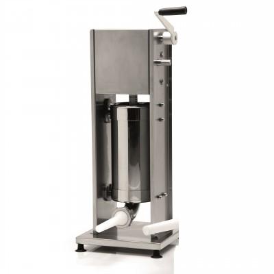 Insaccatrice professionale verticale da 7 lt serie L7V, in acciaio inossidabile a 2 velocità. FIN103 - Fama industrie