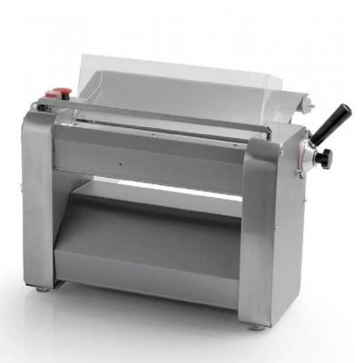 Sfogliatrice FSE104 Monofase dotata di rulli da 40 cm, apertura 0-7,5 mm. - Fama industrie