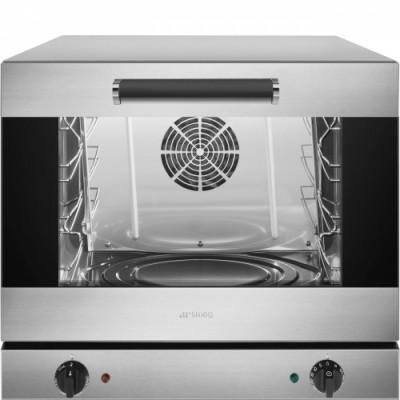 Professional convection oven capacity 4 trays 435x320 mm. Model ALFA43X - Smeg Professional