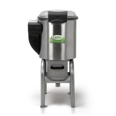 5kg professional electric potato peeler with high base - Fama industries