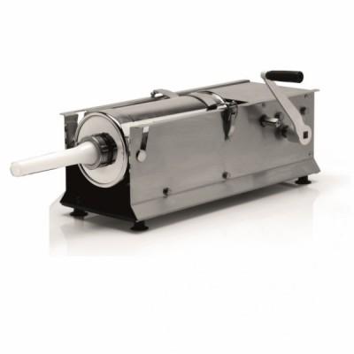 Insaccatrice professionale Orizzontale da 14 lt serie L14O, in acciaio inossidabile a 2 velocità. FIN102 - Fama industrie