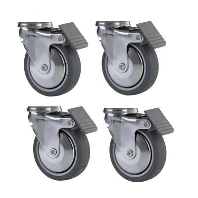 Wheel kit RUO120 Forcar - Forcar