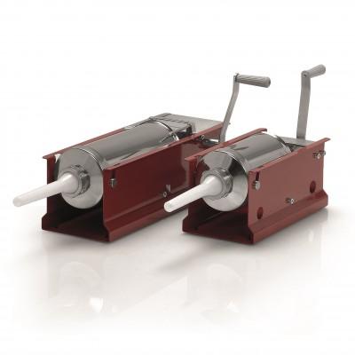 Insaccatrice professionale orizzontale da 8 lt serie L8 eco, in acciaio verniciato. FIN107 - Fama industrie