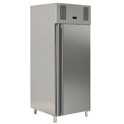 Congelatore professionale ventilato -18/-22° inox GN650BT-EC