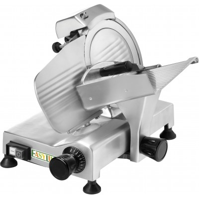 Gravity slicer with Ø 220 mm blade for professional use.Mod. HBS-220JS - Easy line By Fimar