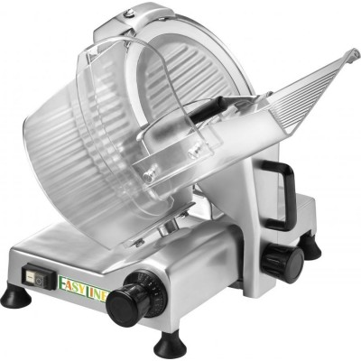 Gravity slicer with Ø 250 mm blade for professional use. Mod. HBS-250 - Easy line By Fimar