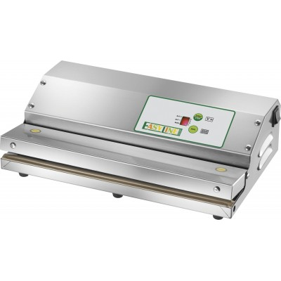 Vacuum with stainless steel body, 350mm sealing bar. Mod. SBP/350 - Easy line By Fimar