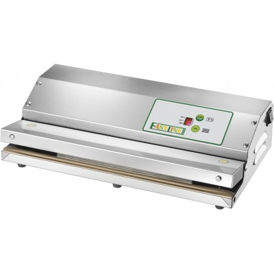 Vacuum with stainless steel body, 400mm sealing bar. Mod. SBP/400 - Easy line By Fimar