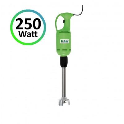 Mixer emulsifier complete professional immersion mixer 250W fixed speed mixer 27 cm. MX25 - Fimar
