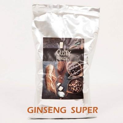 10 Kg Caffè al Ginseng qualità SUPER, 100% vegetale senza Glutine e Lattosio. N° 10 buste da 1 Kg - Micadore