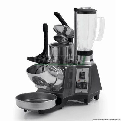 MG20 Multifunction Bar Group: Ice Crusher, Juicer and Blender. - Fame industries
