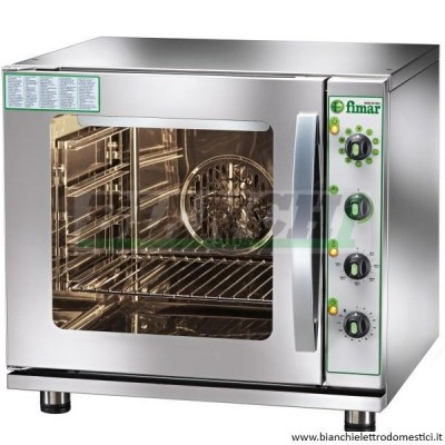 FN/423E Electric convection oven with baking tray capacity N°4 GN2/3 - Fimar