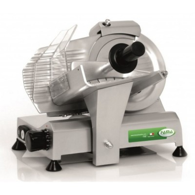Luxury series gravity slicer with Ø 195 mm blade for professional use. - Fame industries