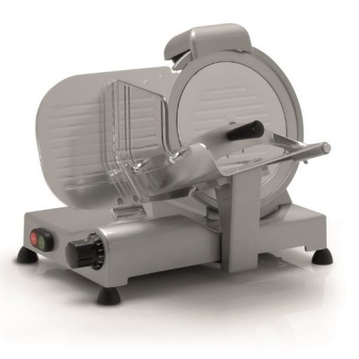 Eco series gravity slicer with Ø 250 mm blade for professional use. - Fame industries