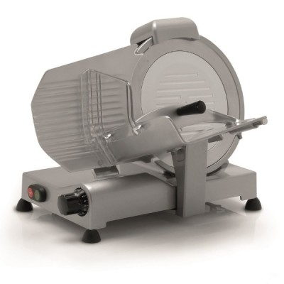 Eco series gravity slicer with Ø 275 mm blade for professional use. - Fame industries