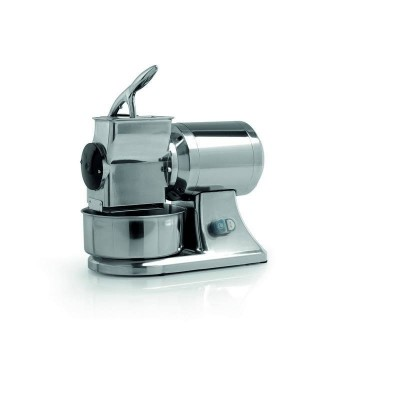 Professional grater with oversized GSM motor for the preparation of bread and cheese - Fame industries