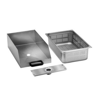 Cassetto con filtro CCF per pelapatate/puliscicozze Fimar - Fimar