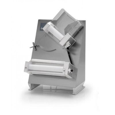 Stendipizza Dilaminatrice, struttura inox con rullo da 40 cm. L40I - Fama industrie