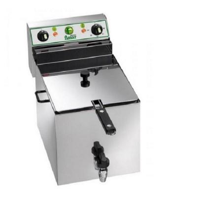 Professional deep fryer with 12 litre tub. FR10R - Fimar