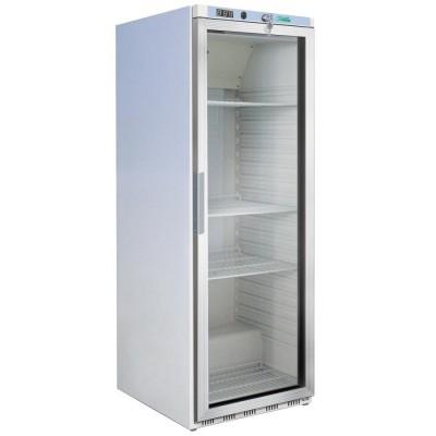 Refrigerator at negative temperature 350 Lt. with glass door -18/-22°C. H 185,5 cm - Forcar