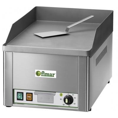 Fry top elettrico Fimar FRY1 acciaio dolce - Fimar