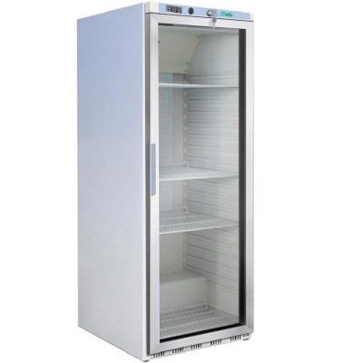 Refrigerator cabinet 570 Lt. with glass door 2 8°C. H 189,5 cm - Forcar