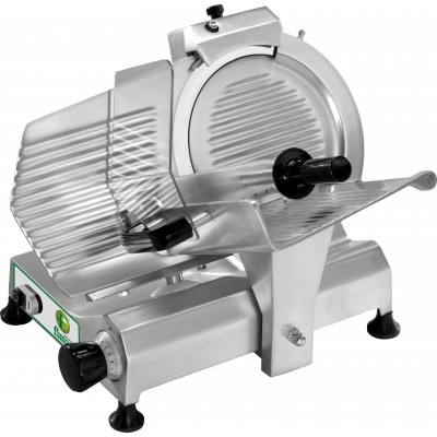 Slicer with Ø 300 mm gravity blade, compact, for professional use. - Fimar