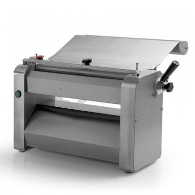 Sfogliatrice FSE105 Trifase dotata di rulli inox da 50 cm, apertura 0-7,5 mm. - Fama industrie