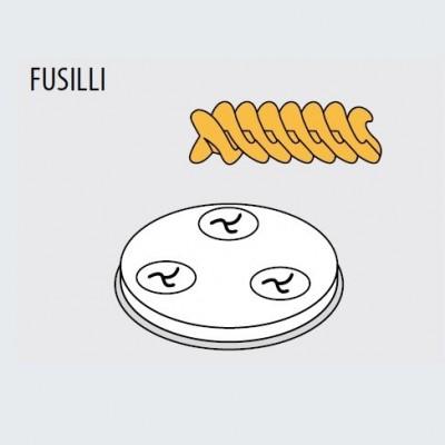 Trafila formato FUSILLI per macchina pasta fresca Fimar MPF 1,5N - Fimar