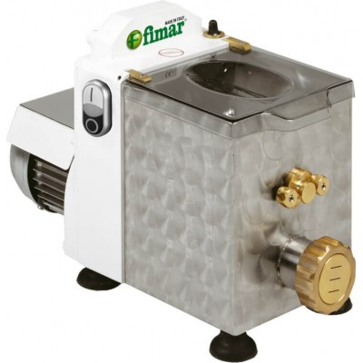 Professional fresh pasta machine with 1,5 Kg tank. MPF1,5N - Fimar