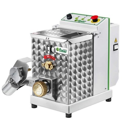 Machine for fresh pasta, dough and extruder with 4 Kg tank mod. MPF 4N - Fimar
