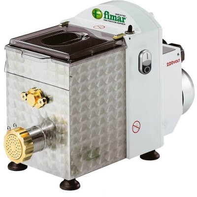 Fresh pasta machine for extruding dough with 2,5 Kg. tank. MPF 2,5N - Fimar