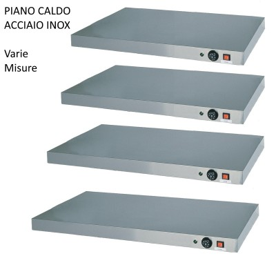 Warm floor in stainless Steel with adjustable thermostat. Various powers and dimensions - Forcar