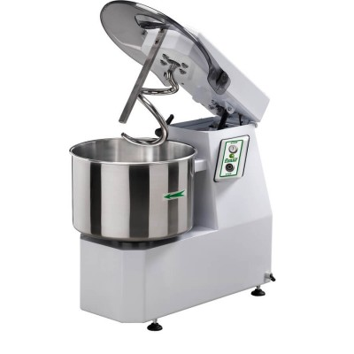 Professional spiral kneading machine 12 Kg lifting head. Mod: 12FN - Fimar