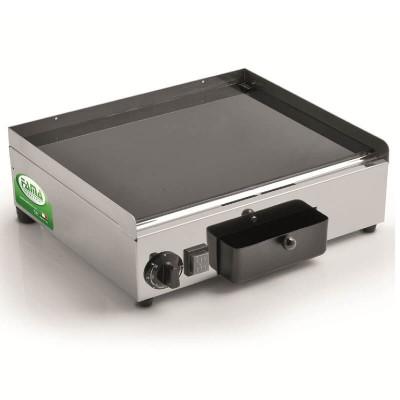 Fry Top elettrico da banco in vetroceramica. Modello: PFTD - Fama industrie