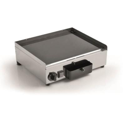 Fry Top elettrico da banco in vetroceramica. Modello: PFTM - Fama industrie