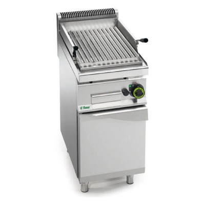 Combined grill with water, methane/LPG supply. Model: GW/40 - Fimar