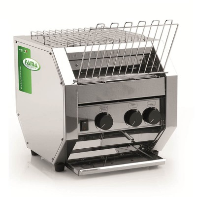 MRT700 Professional rotary toaster, 700 slices per hour. - Fame industries