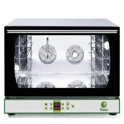 Digital convection oven 4 pans 60x40. Model: CMP4GPD - Fimar