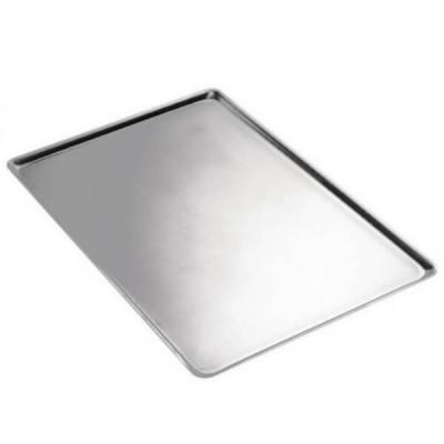 n. 4 Aluminized sheet metal trays, 435x320mm for ovens. Mod. 3820 - Smeg Professional