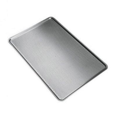 n. 4 perforated aluminium trays, 600x400mm - Smeg Professional
