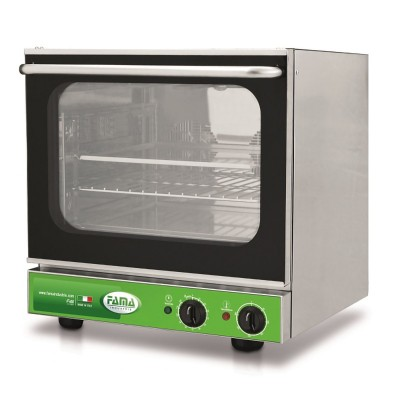 Professional convection oven with grill. Model: FFM101G - Fama industrie