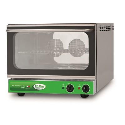 Forno elettrico a convezione con umidificatore in acciaio inox. Modello: FFM103C - Fama industrie
