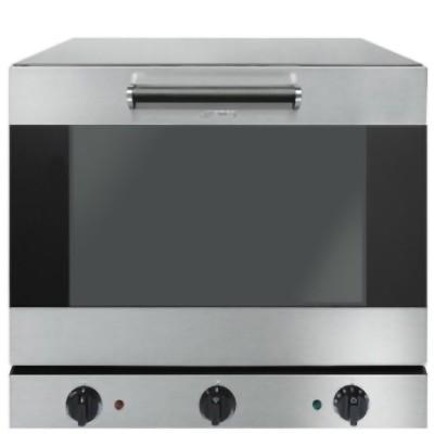 Forno multifunzione convezione grill per 4 teglie 435x320 mm. Modello: ALFA43XMF - Smeg Professional