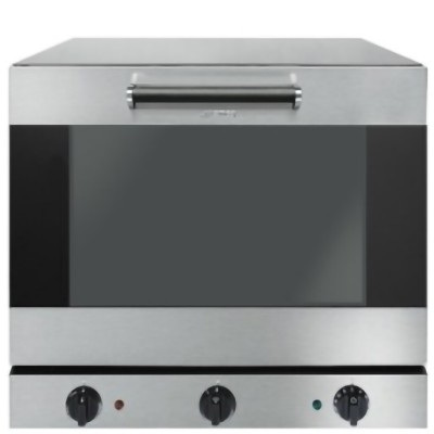 Multifunction convection grill oven for 4 trays 435x320 mm. Model: ALFA43XMF - Smeg Professional